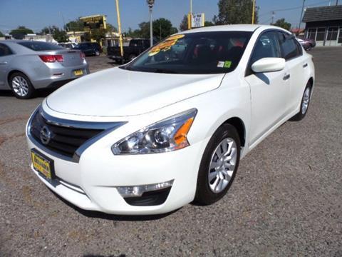 2015 Nissan Altima for sale in Turlock CA