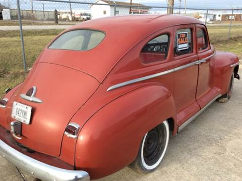 1948 Plymouth P 15 for sale in Glasgow, KY
