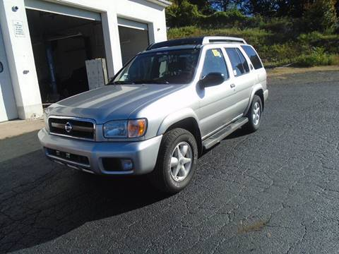 2002 Nissan Pathfinder for sale in New Britain, CT