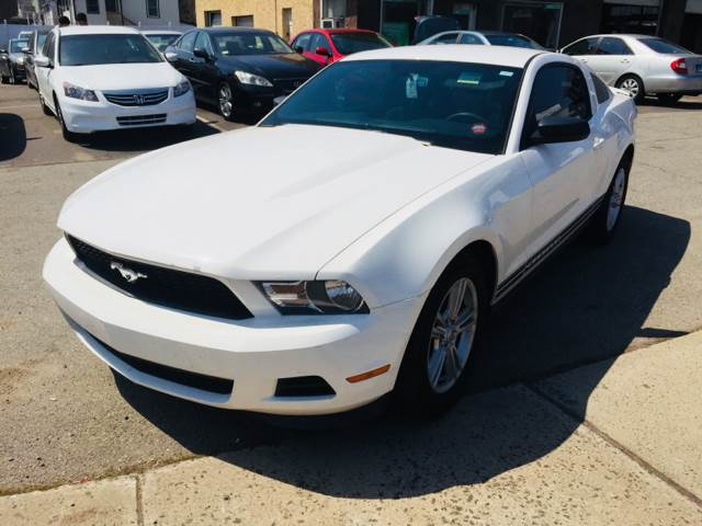 2012 Ford Mustang for sale at Broadway Auto Services in New Britain CT
