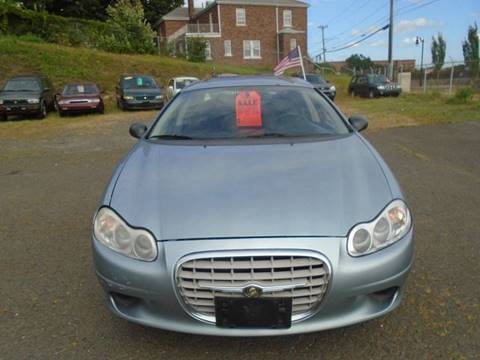 2004 Chrysler Concorde for sale at Broadway Auto Services in New Britain CT