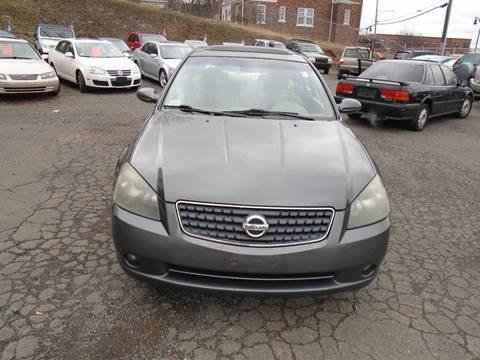 2005 Nissan Altima for sale in New Britain, CT