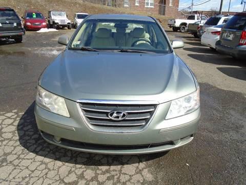 2009 Hyundai Sonata for sale in New Britain, CT