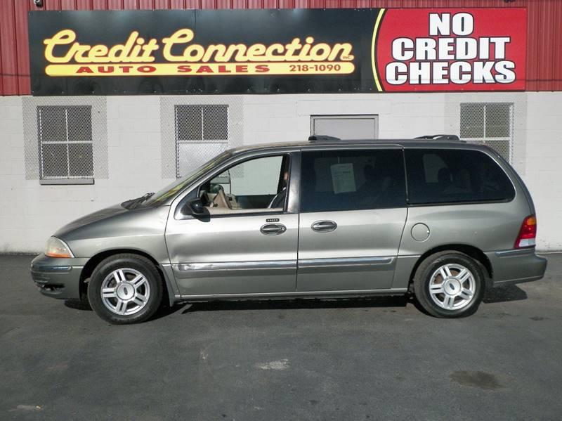 2003 ford windstar se 4dr mini-van in carlisle pa - credit