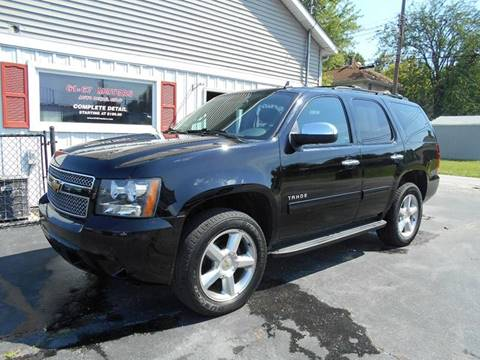 2014 Chevrolet Tahoe for sale in Crystal City, MO