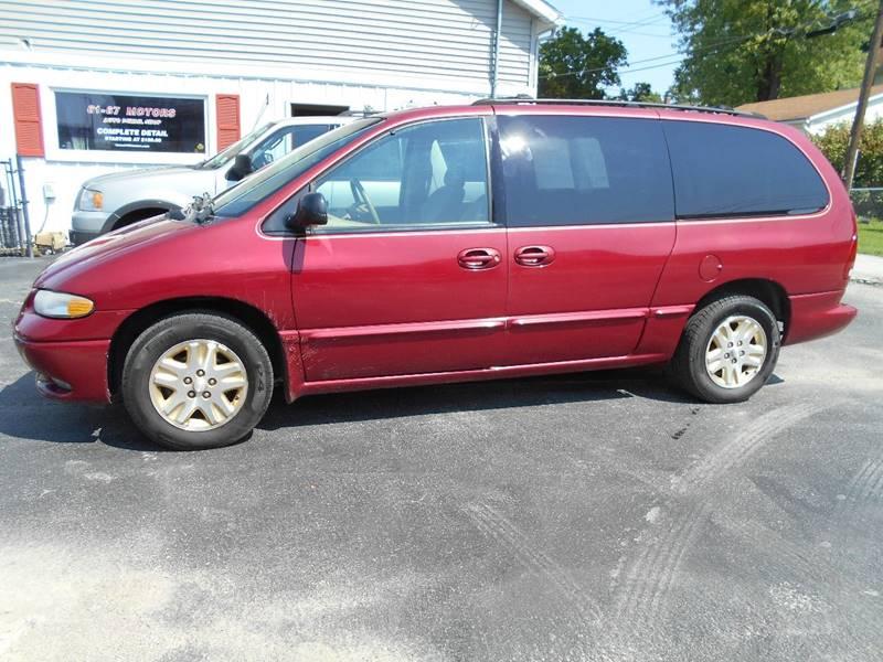 1996 Dodge Grand Caravan 3dr Le Extended Mini Van In Crystal City Mo