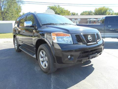 2012 Nissan Armada for sale in Crystal City, MO