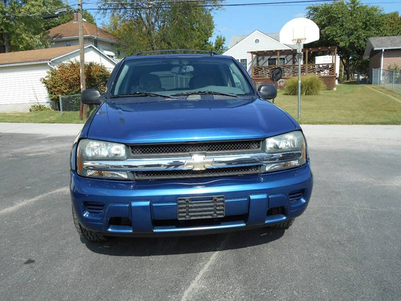 2006 chevrolet trailblazer ls 4dr suv 4wd w1sb in crystal city mo contact mozeypictures Images