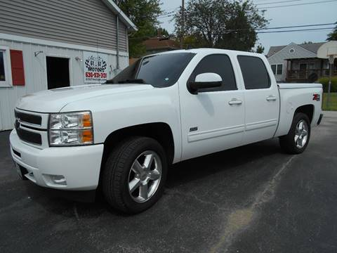 2012 Chevrolet Silverado 1500 for sale in Crystal City, MO