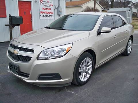 2013 Chevrolet Malibu for sale in Crystal City, MO