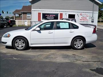 2010 Chevrolet Impala for sale in Crystal City, MO
