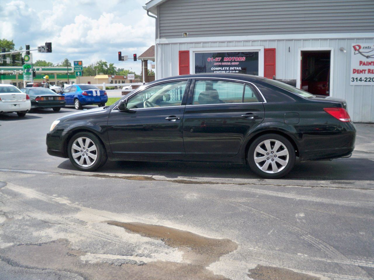 2005 toyota avalon xls 4dr sedan in crystal city mo 61