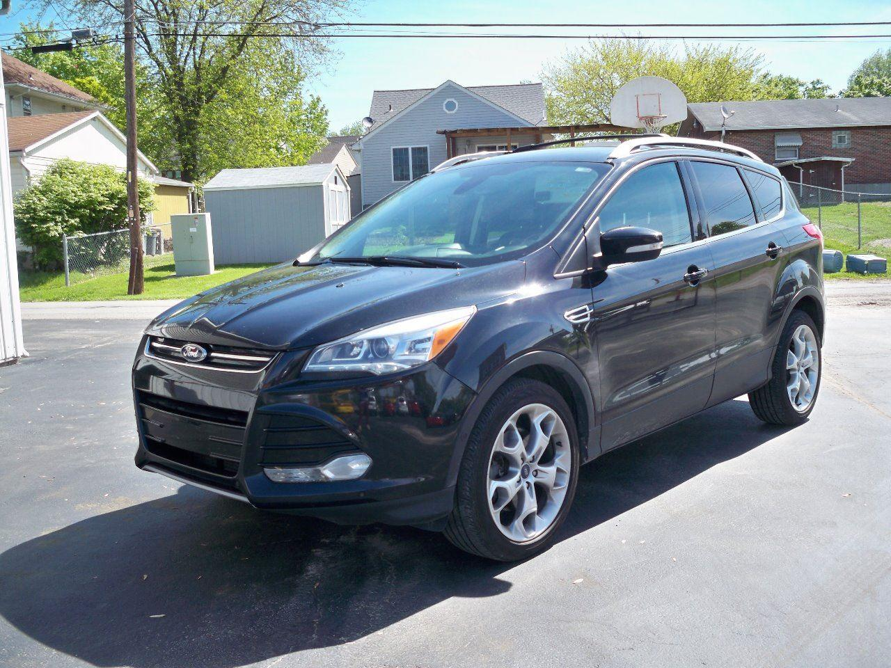 2013 ford escape titanium 4dr suv in crystal city mo 61
