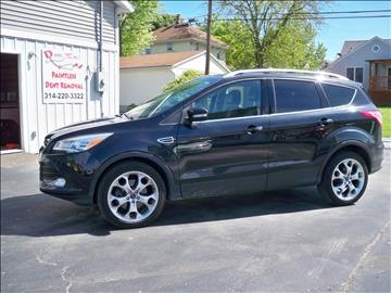 2013 Ford Escape for sale in Crystal City, MO