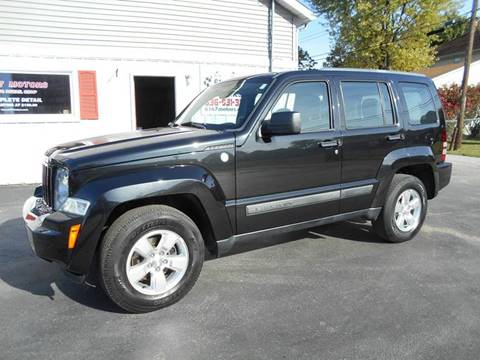 2012 Jeep Liberty for sale in Crystal City, MO