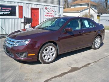 2011 Ford Fusion for sale in Crystal City, MO