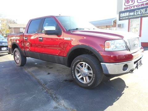 2008 Ford F-150 for sale in Crystal City, MO