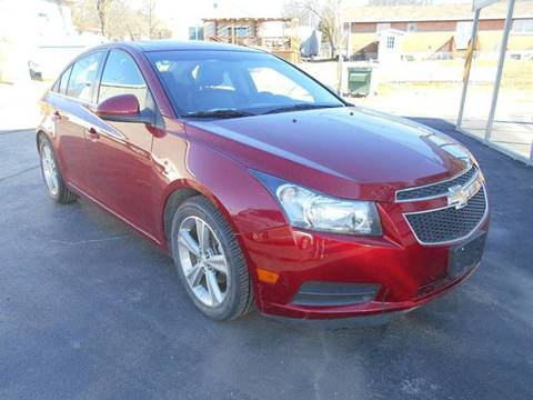 2014 Chevrolet Cruze for sale in Crystal City, MO