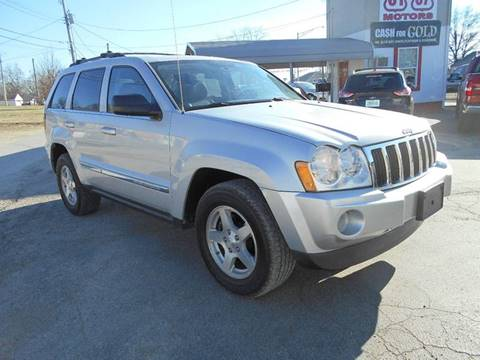 2006 Jeep Grand Cherokee for sale in Crystal City, MO