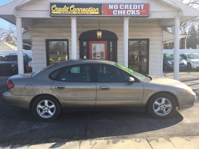 2002 Ford Taurus SE 4dr Sedan In York PA - Credit Connection Auto ...
