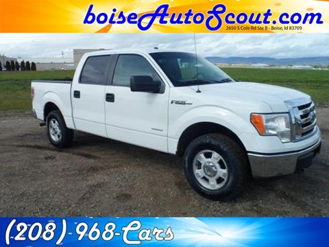 2012 Ford F-150 for sale in Boise, ID