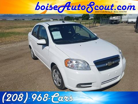 2011 Chevrolet Aveo for sale in Boise, ID