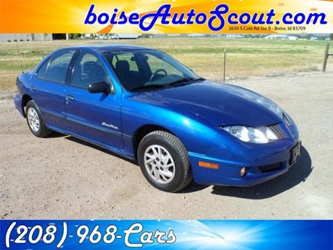 2003 Pontiac Sunfire for sale in Boise, ID
