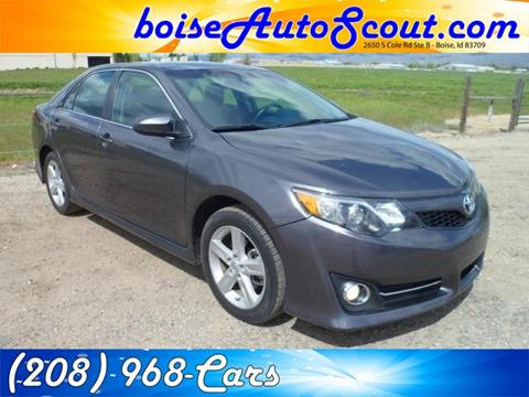 2013 Toyota Camry for sale in Boise, ID