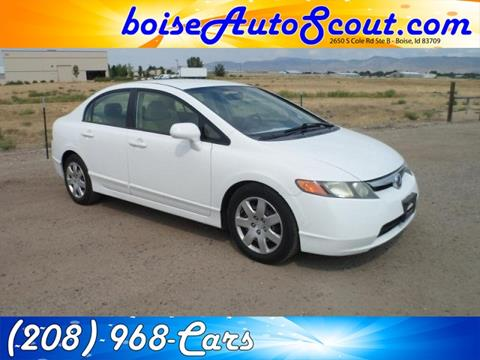 2008 Honda Civic for sale in Boise, ID