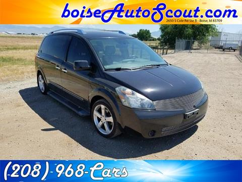 2008 Nissan Quest for sale in Boise, ID