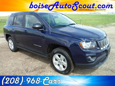 2015 Jeep Compass for sale in Boise, ID