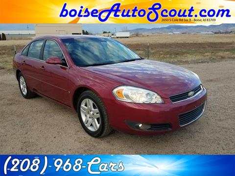 2006 Chevrolet Impala for sale in Boise, ID