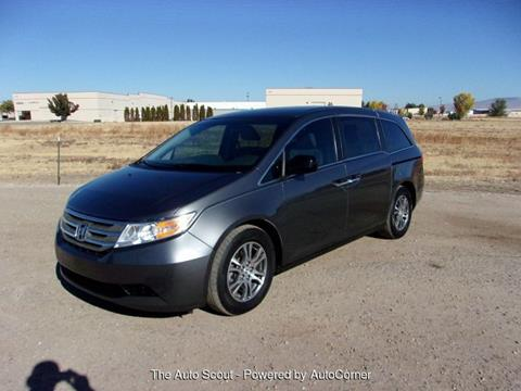 2013 Honda Odyssey for sale in Boise, ID