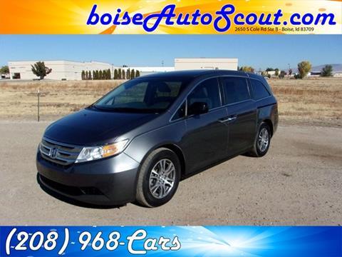 2013 Honda Odyssey for sale in Boise, ID