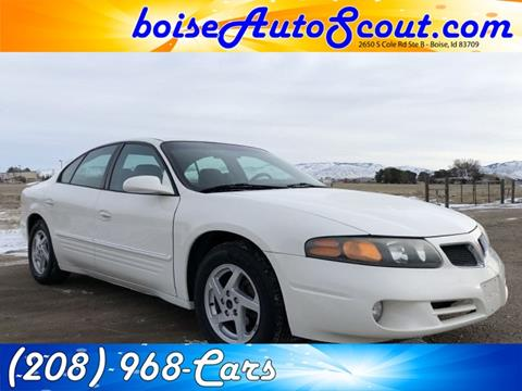 2004 Pontiac Bonneville for sale in Boise, ID