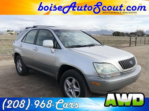 Lexus For Sale In Boise Id Auto Scout