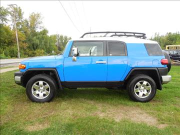 2007 Toyota FJ Cruiser for sale in Rochester, NY