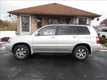 2006 Toyota Highlander for sale in Rochester, NY