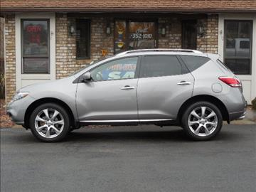 2012 Nissan Murano for sale in Rochester, NY