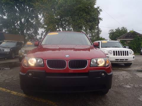2005 BMW X3 for sale in Burton, MI