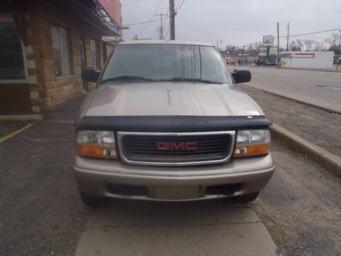 2003 GMC Sonoma for sale in Burton, MI