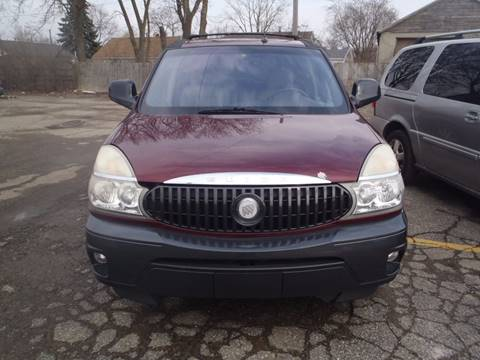 2004 Buick Rendezvous for sale in Burton, MI