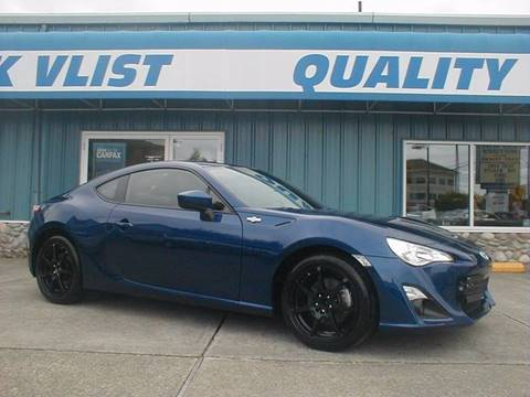 2013 Scion FR-S for sale in Port Orchard, WA