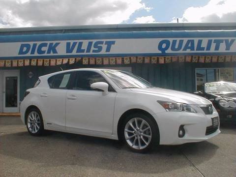 2012 Lexus CT 200h for sale in Port Orchard, WA