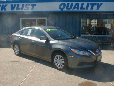2016 Nissan Altima for sale in Port Orchard, WA