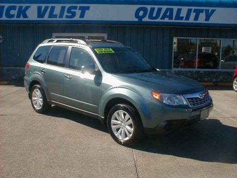 2013 Subaru Forester for sale in Port Orchard, WA