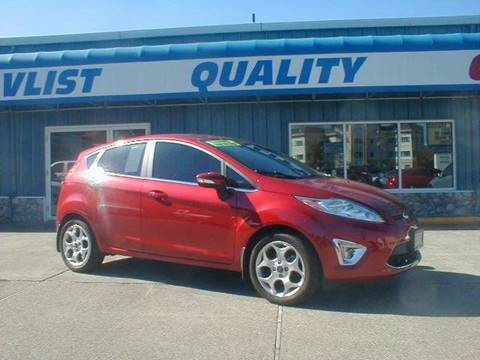 2012 Ford Fiesta for sale in Port Orchard, WA