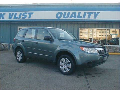 2010 Subaru Forester for sale in Port Orchard, WA