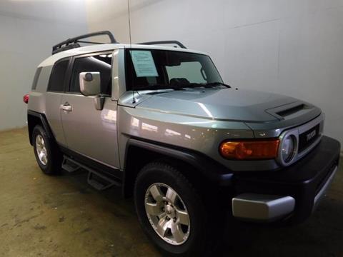 2010 Toyota FJ Cruiser for sale in San Antonio, TX