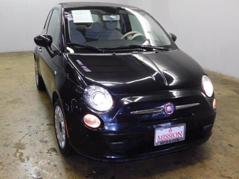 2012 FIAT 500c for sale in San Antonio, TX